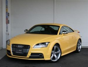 AUDI TTS Coupe Competition RHD MAT