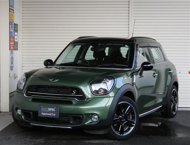 MINI CROSSOVER Cooper SD RHD MAT