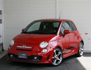 ABARTH 500 1.4 Turbo LHD 5MT