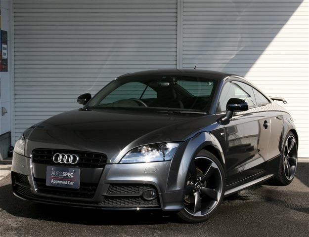 audi tt coupe 1 8 tfsi s line competition rhd mat autospec. Black Bedroom Furniture Sets. Home Design Ideas