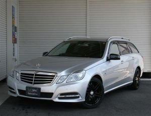 Mercedes-Benz E Class E350 BlueTEC StationWagon RHD MAT