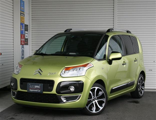 Citroen C3 Picasso 1.6 VTi EXCLUSIVE LHD 5MT