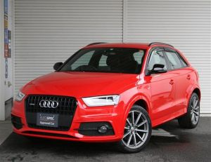AUDI Q3 2.0TFSI S-Line Competition